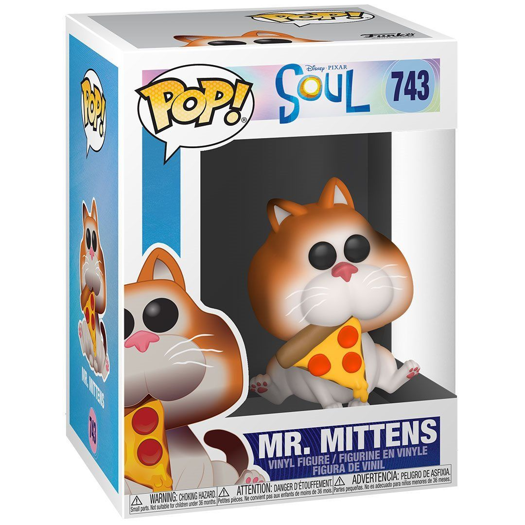 Mr. Mittens #743 Soul Funko POP! Disney Pixar [PRE-ORDER] Pop! Funko