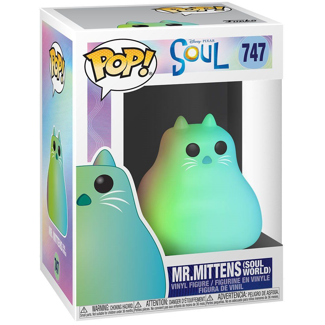 Mr. Mittens (Soul World) #747 Soul Funko POP! Disney Pixar [PRE-ORDER] Pop! Funko