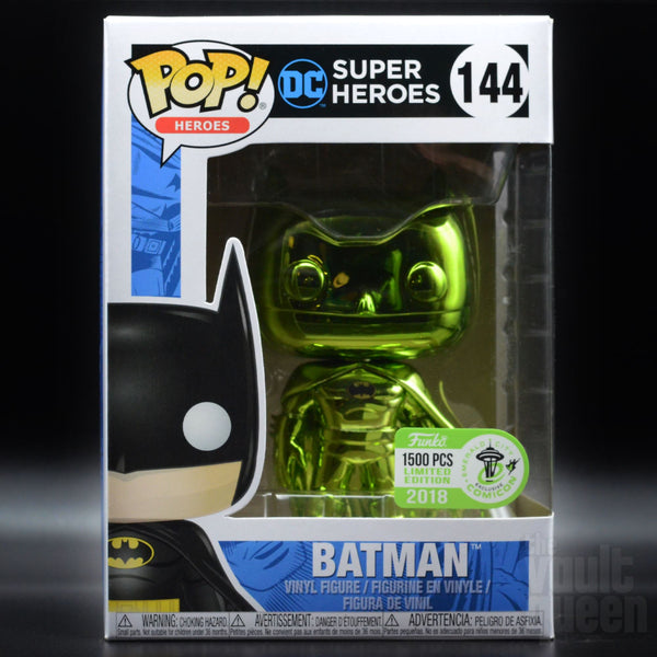 MYSTERY BOX: May Grail Hunt [SHIPS 05/22] Prizes include Emerald Chrome Batman, Purple Dress Elvira, Funko Hollywood Big Boy, Metallic Whis, Golden Idol Freddy & many more! Mystery Box VLTD