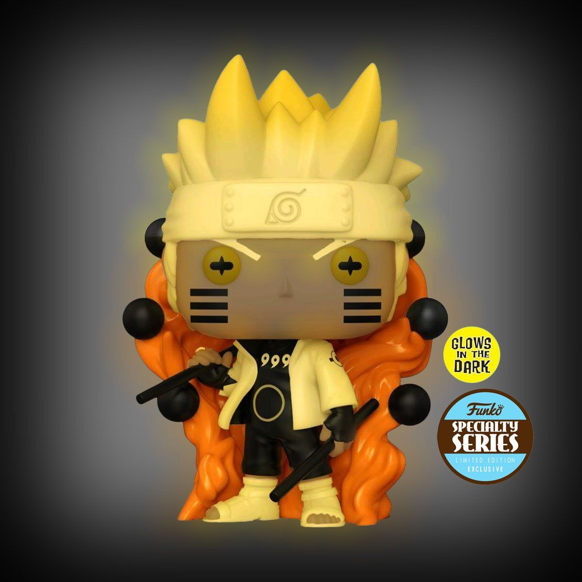 Naruto 6-Path Sage GITD Specialty Series Naruto Funko POP! Animation [PRE-ORDER FOR MAR 2021* DELIVERY] POP! Funko