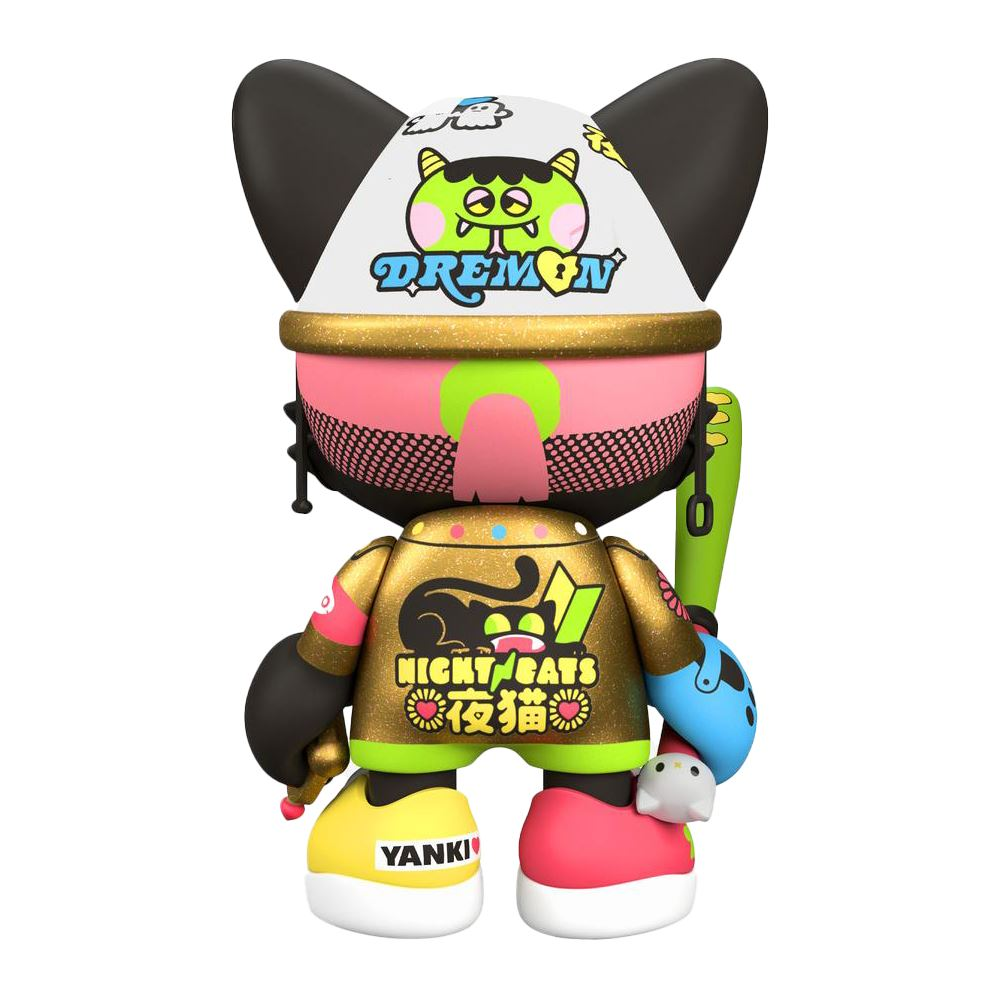 Never Cry SuperJanky by Tado & Superplastic [SHIPS JANUARY 2021] 8-inch Vinyl Toy Superplastic