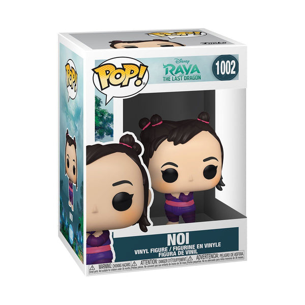 Noi #1002 Raya and the Last Dragon Funko POP! Disney [PRE-ORDER FOR FEB 2021* DELIVERY] POP! Funko