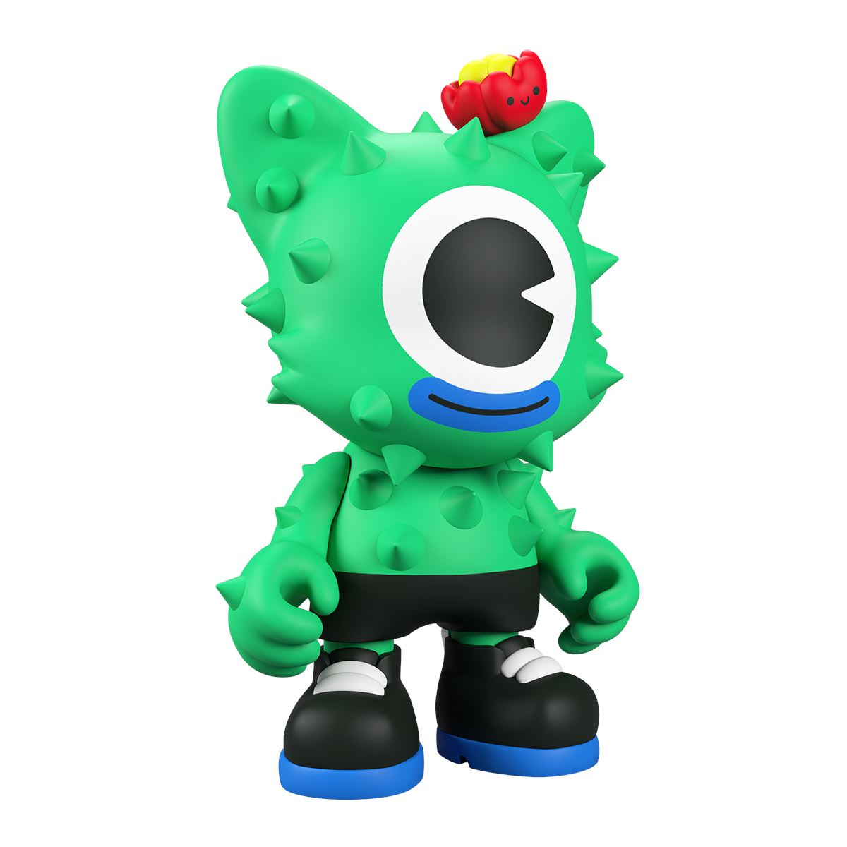 Nopalito SuperJanky by EGC & Superplastic 8-inch Vinyl Toy Superplastic