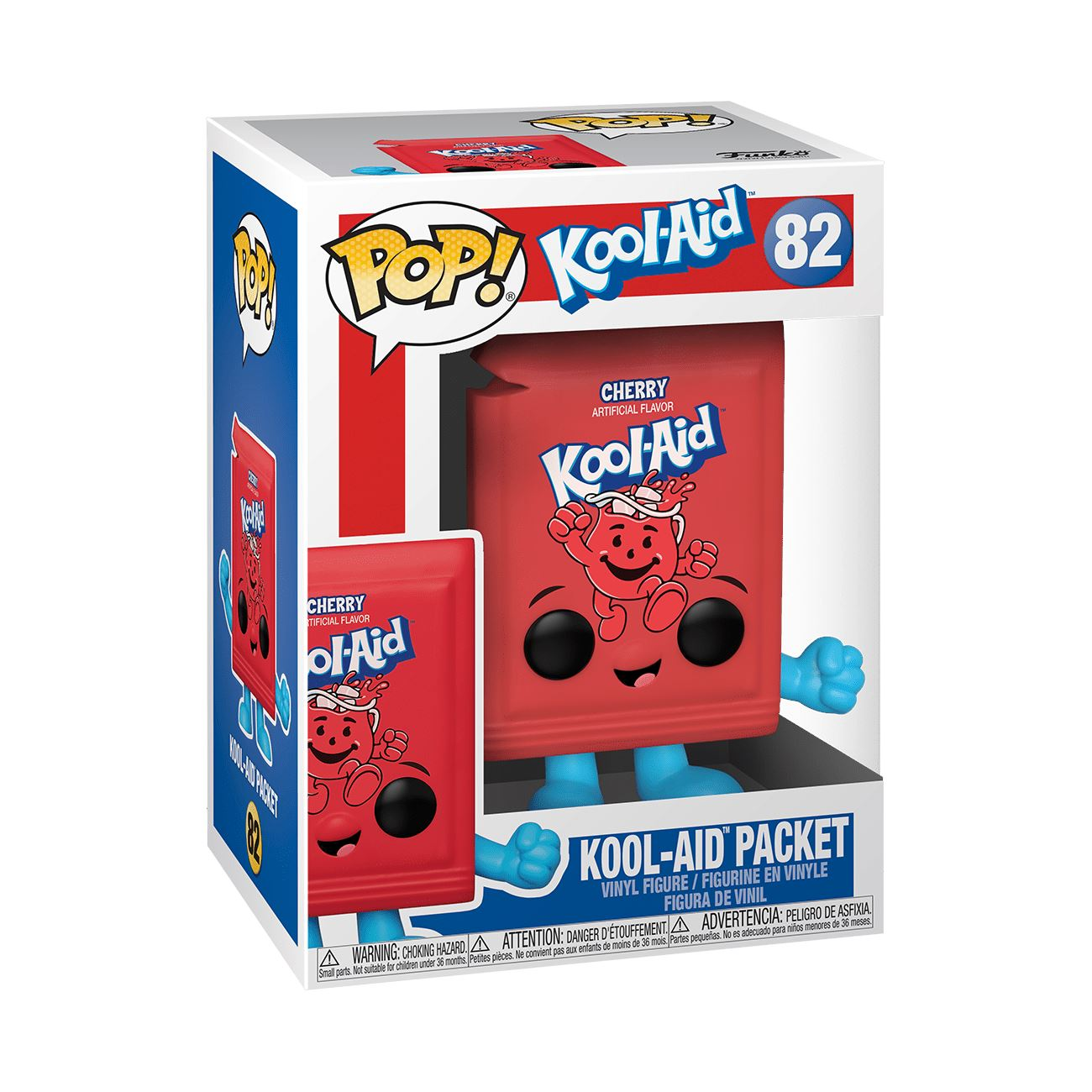 Original Kool Aid Packet #82 Funko POP! Ad Icons [PRE-ORDER] Pop! Funko