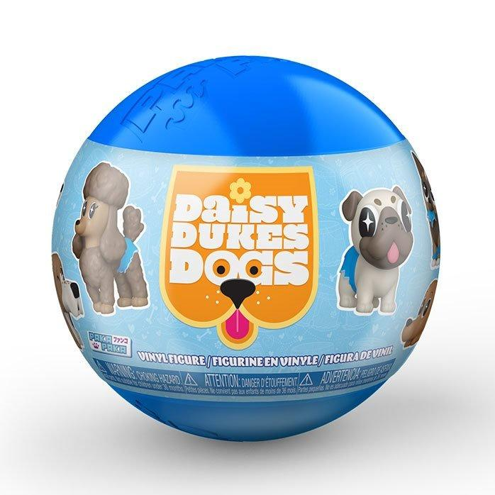 Paka Paka: Daisy Dukes Dogs Funko Blind Capsule [PRE-ORDER FOR FEB 2021* DELIVERY] Blind Box Funko Sealed Display Case (18 Capsules)