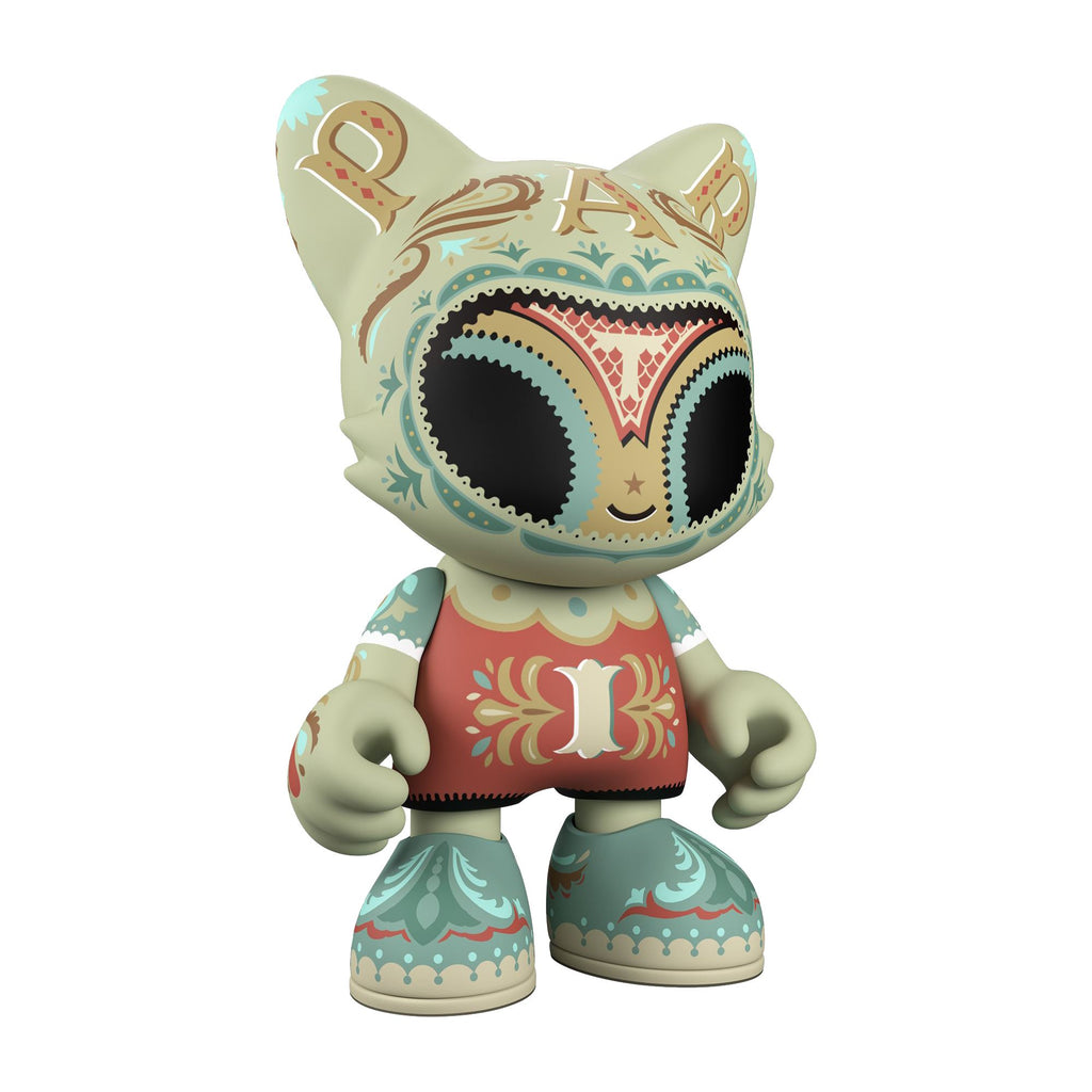 Particle SuperJanky by Jason Limon & Superplastic 8-inch Vinyl Toy Superplastic