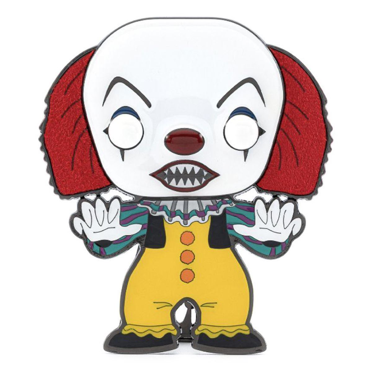 Pennywise It Horror Funko POP! Pin [PRE-ORDER] Pop! Pin Funko