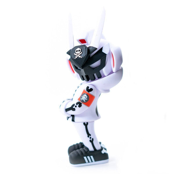 Quiccs TEQ63 Ghost Complex Double Ghost (White) Complex Con Exclusive by Quiccs x Martian Toys Quiccs TEQ63 Martian Toys