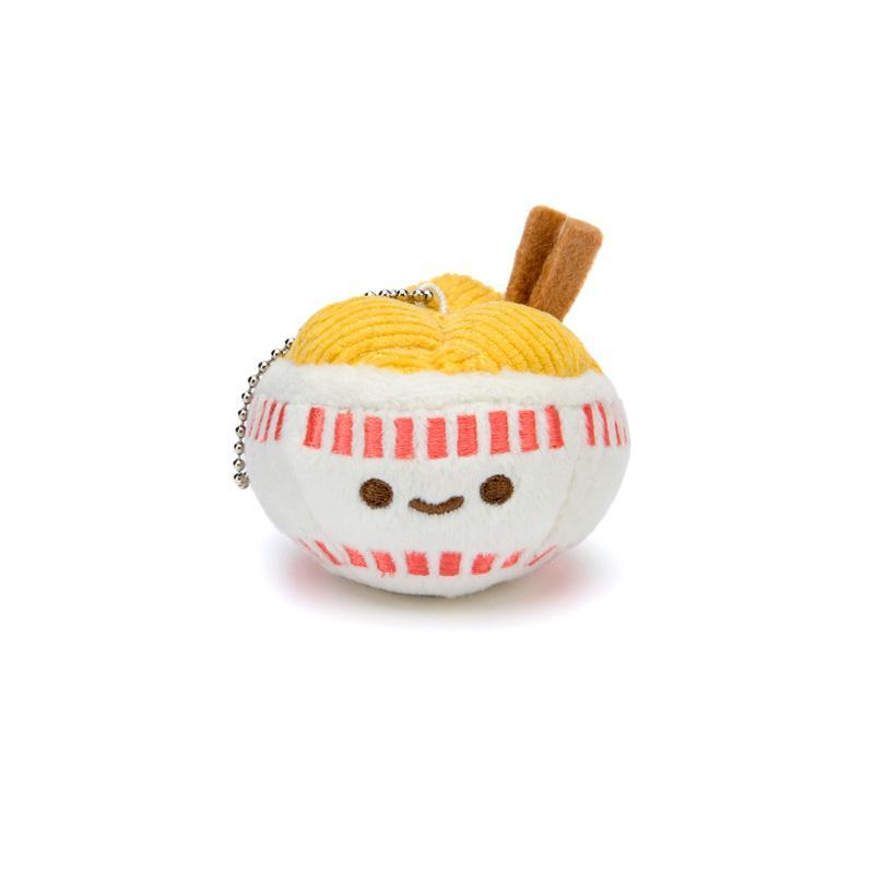 Ramen Plush Charm by 100% Soft Plush 100% Soft
