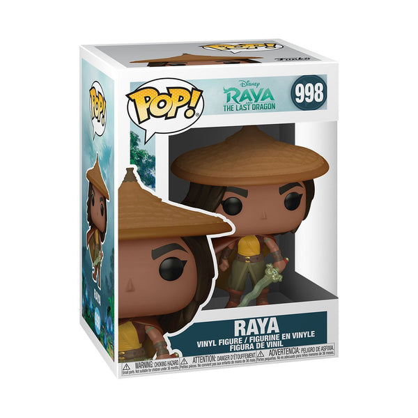 Raya #998 Raya and the Last Dragon Funko POP! Disney [PRE-ORDER FOR FEB 2021* DELIVERY] POP! Funko
