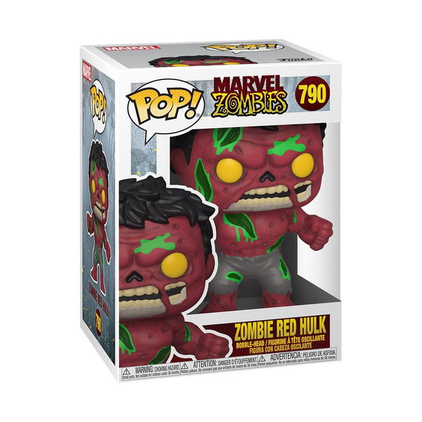 Red Hulk #790 Marvel Zombies Funko POP! Marvel [PRE-ORDER FOR APR 2021* DELIVERY] POP! Funko