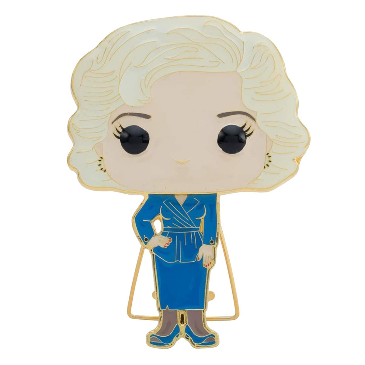 Rose Nylund The Golden Girls Funko POP! Pin [PRE-ORDER] Pop! Pin Funko