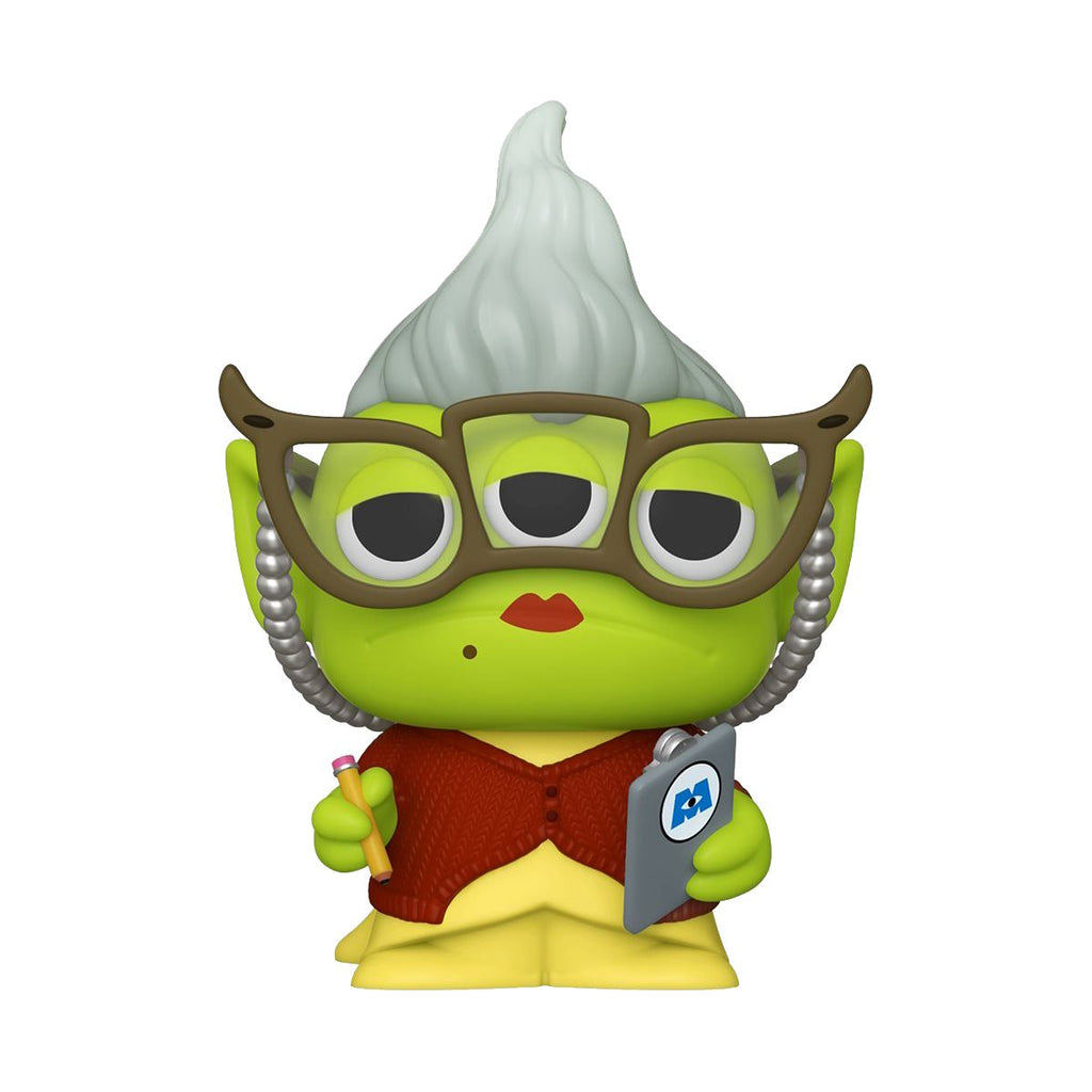 Roz #763 Monsters Inc Pixar Alien Remix Funko Pop! Disney [PRE-ORDER] Pop! Funko