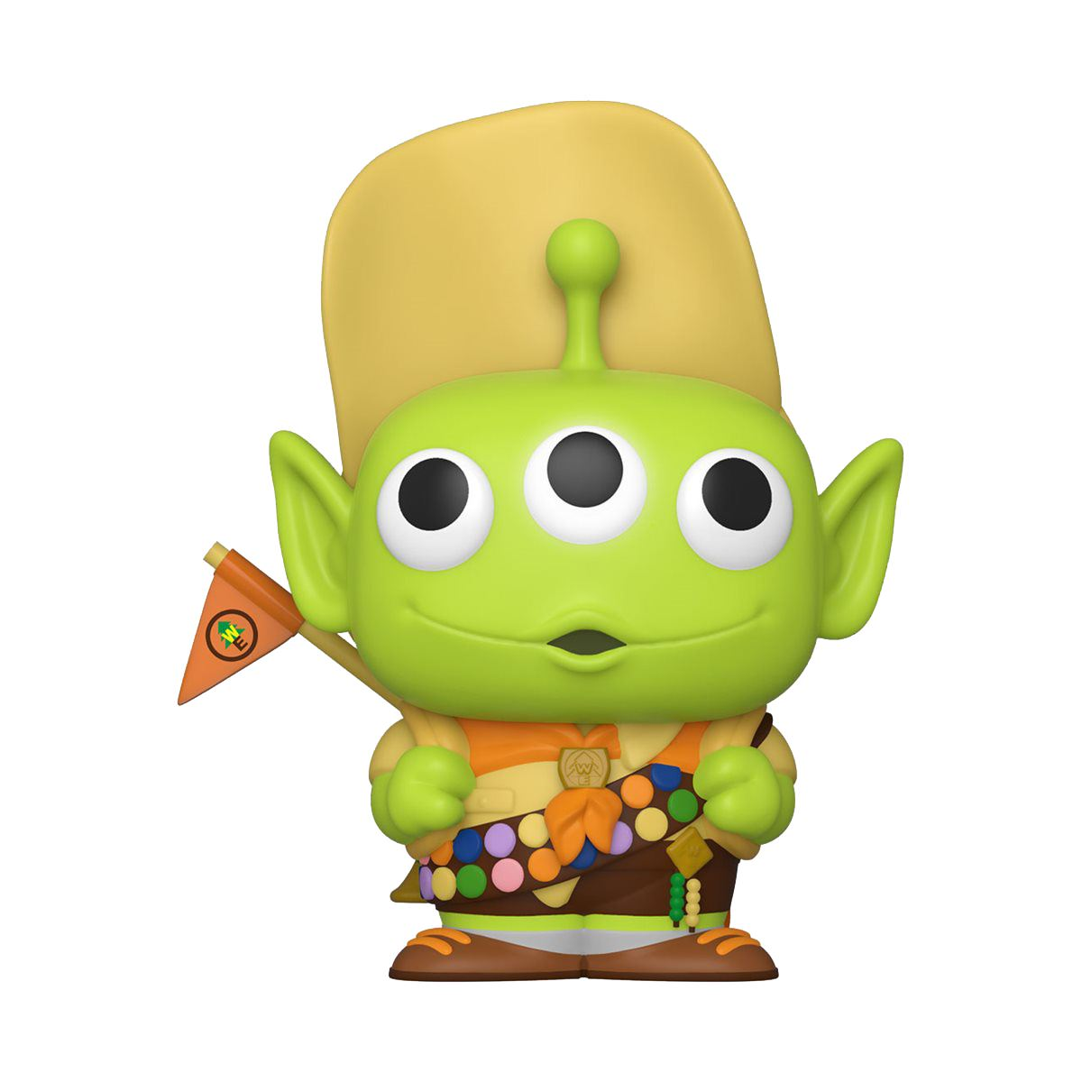 Russel #755 Up Pixar Alien Remix Funko Pop! Disney [PRE-ORDER] Pop! Funko