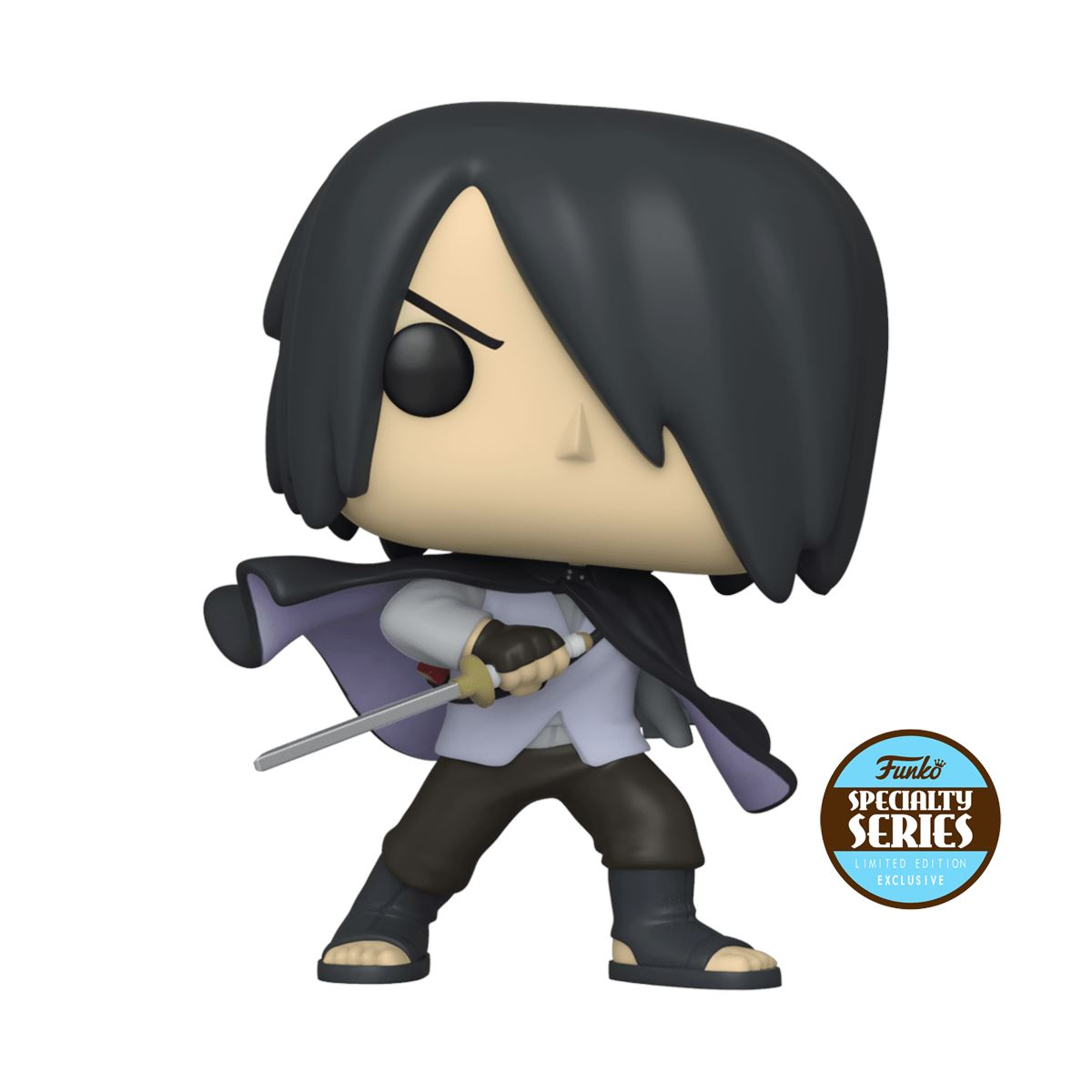 Sasuke Uchiha #698 Boruto Specialty Series Exclusive Funko Pop Animation [PRE-ORDER] Pop! Funko
