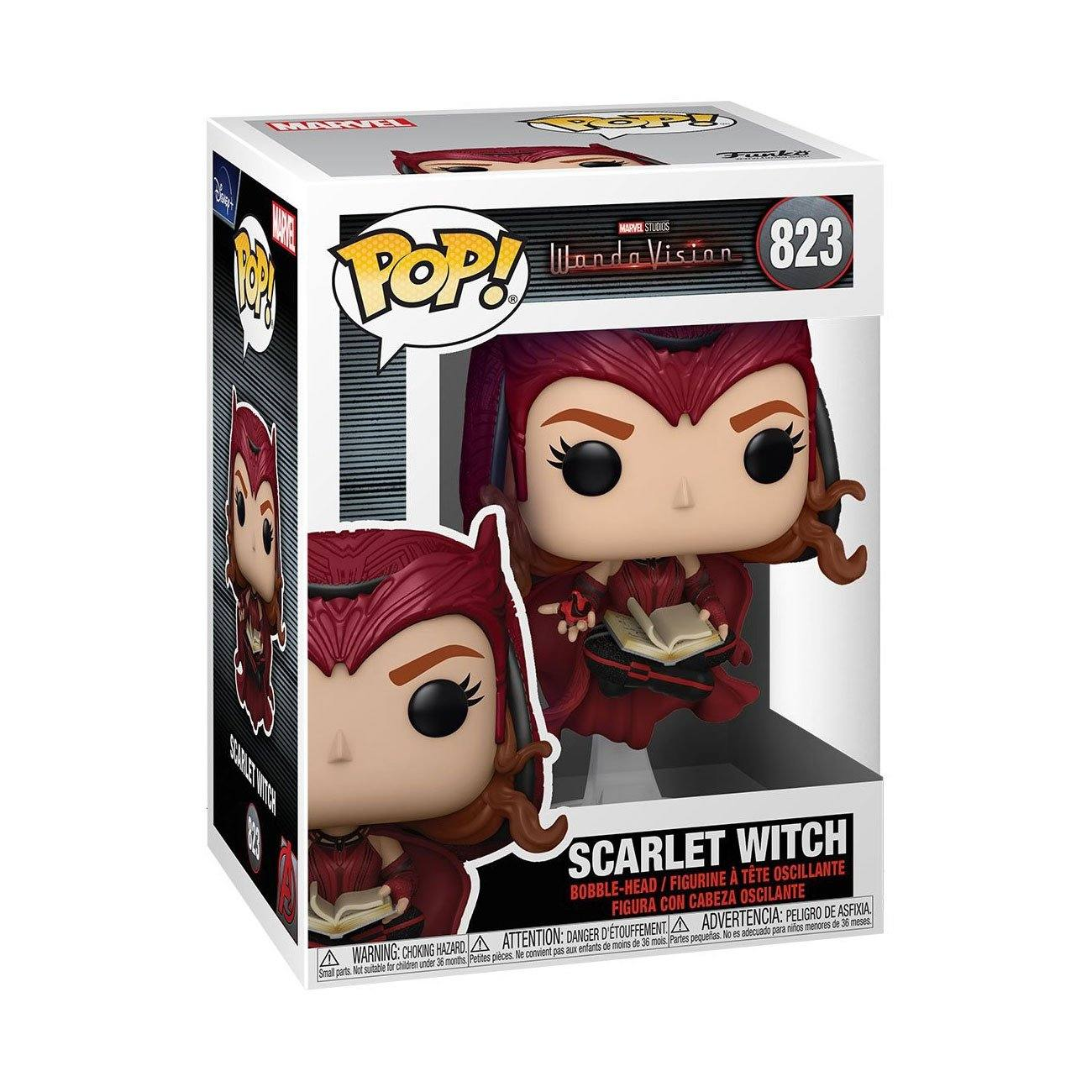 Scarlet Witch #823 Wandavision Funko POP! Marvel [PRE-ORDER EXPECTED SUMMER 2021*] POP! Funko