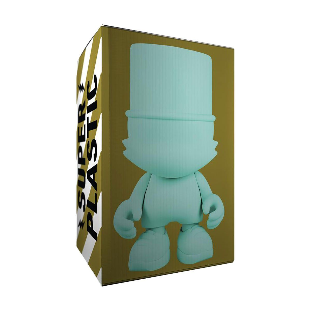 "Seafoam UberKranky 15"" Vinyl Figure by Sket One & Superplastic 15-inch Vinyl Figure Superplastic"