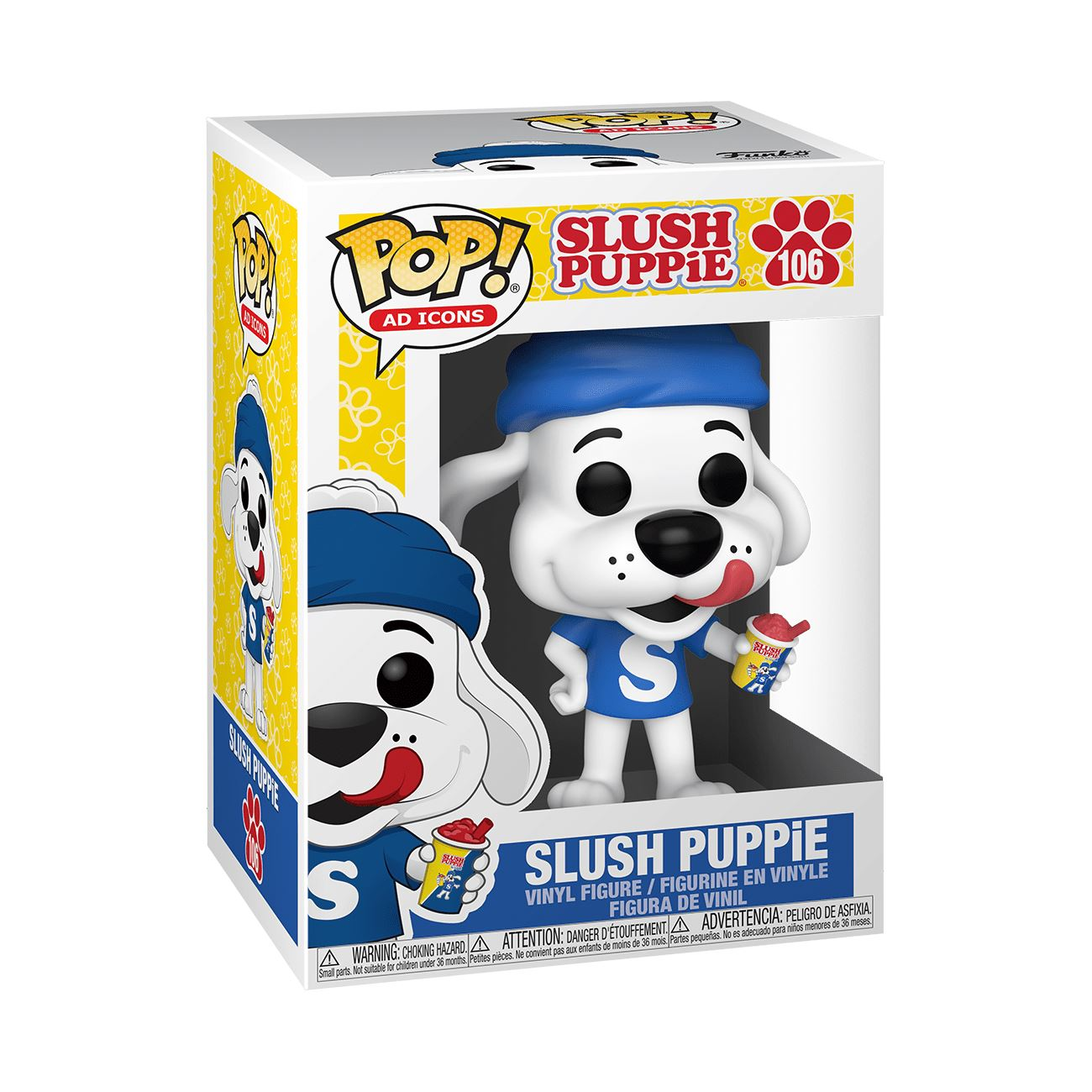 Slush Puppy #106 Funko POP! Ad Icons [PRE-ORDER] Pop! Funko