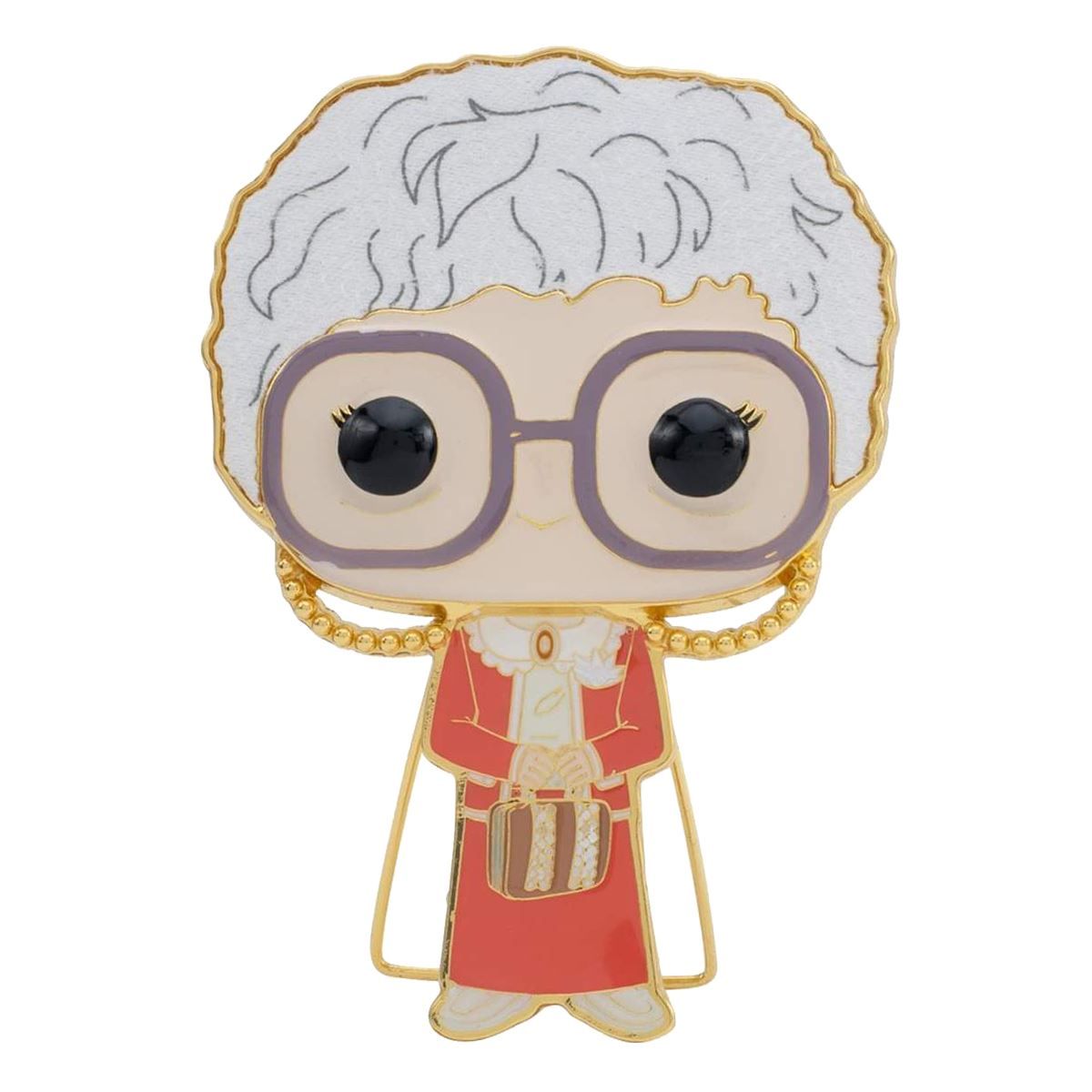 Sophia Petrillo The Golden Girls Funko POP! Pin [PRE-ORDER] Pop! Pin Funko