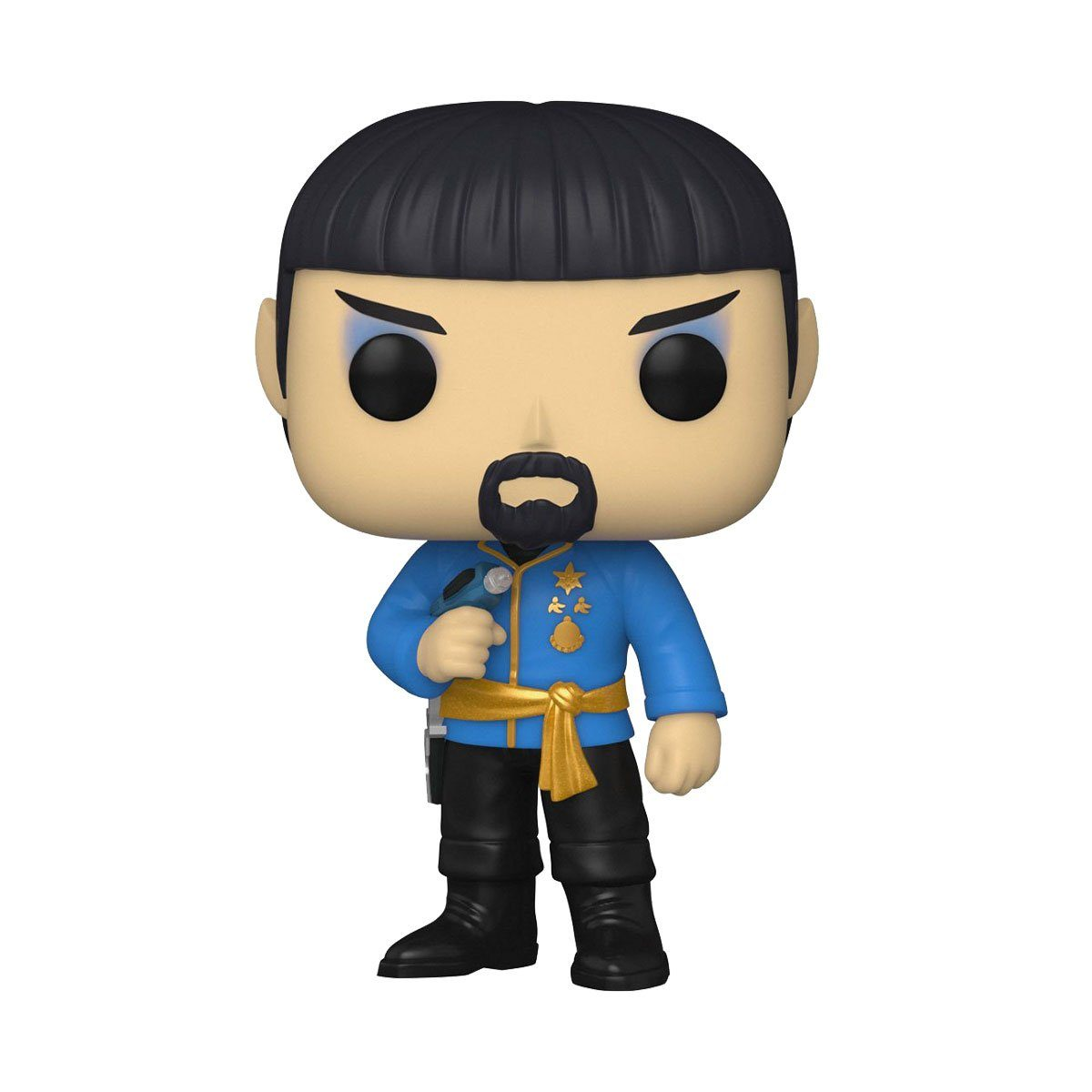 Spock (Mirror Mirror Outfit) Star Trek: The Original Series Funko POP! TV [PRE-ORDER EXPECTED SPRING 2021*] POP! Funko