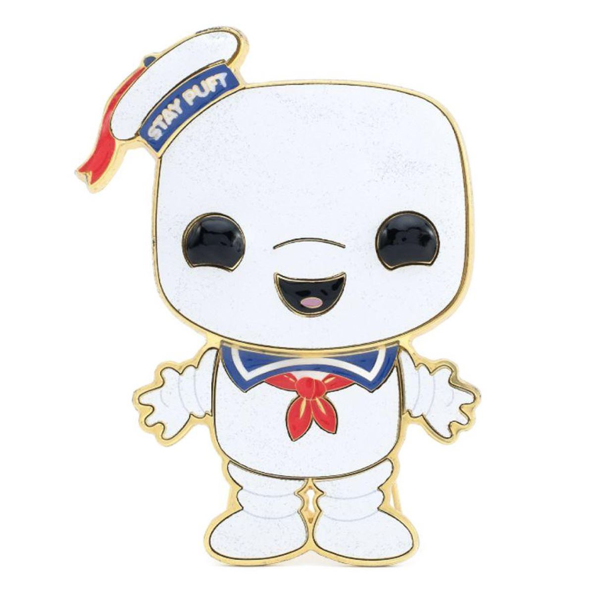Stay Puft Marshmallow Man Ghostbusters Funko POP! Pin [PRE-ORDER] Pop! Pin Funko