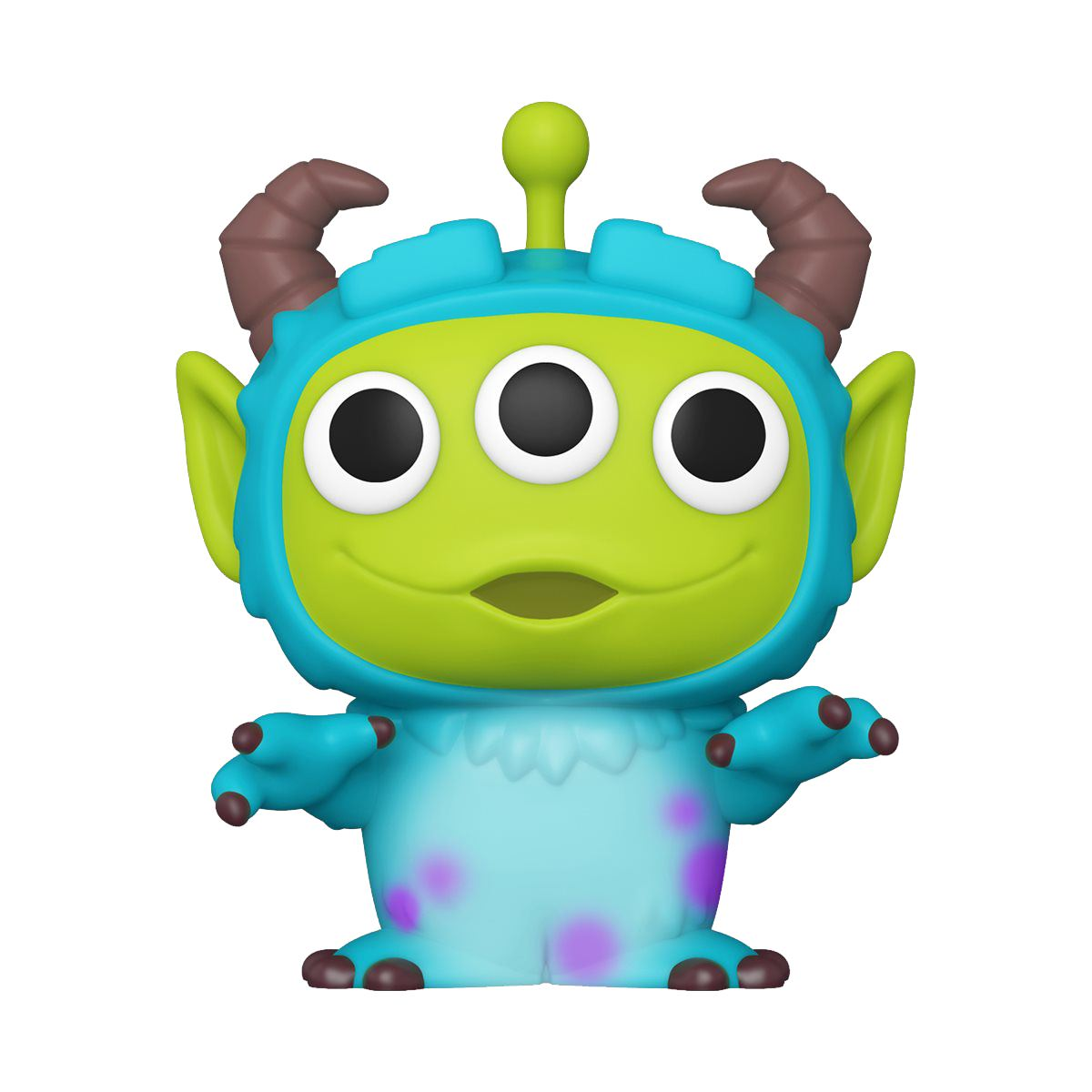 Sulley #759 Monsters Inc Pixar Alien Remix Funko Pop! Disney [PRE-ORDER] Pop! Funko