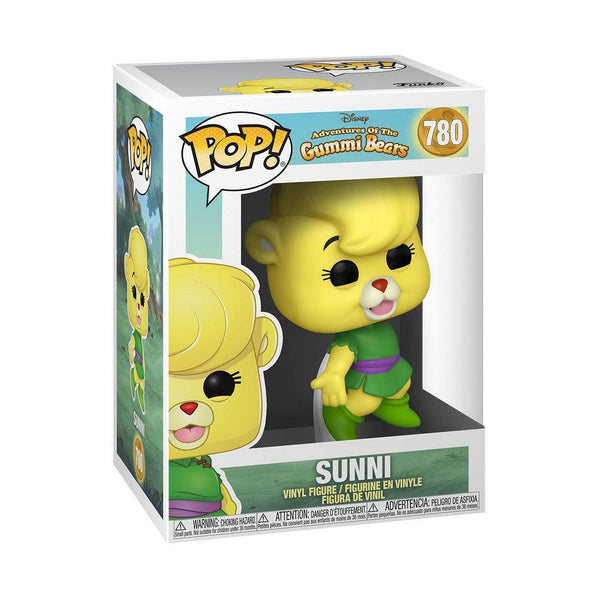 Sunni #780 Adventures of the Gummi Bears Funko POP! Disney [PRE-ORDER FOR JAN 2021* DELIVERY] POP! Funko