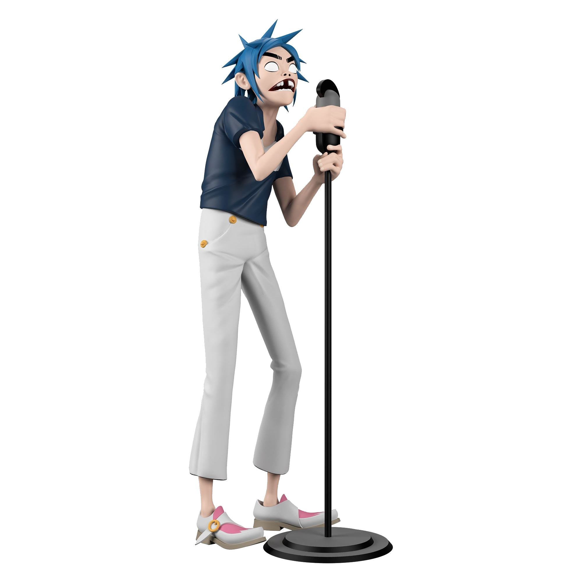 Superplastic x Gorillaz 2D 8-inch Vinyl Toy Superplastic