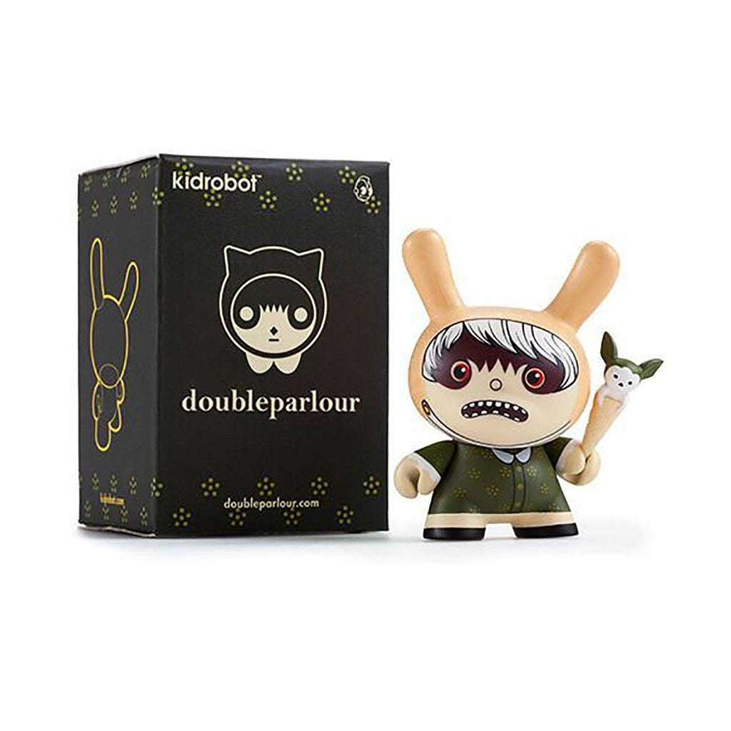 "Sylvie 3"" Dunny by doubleparlour & kidrobot Dunny kidrobot"
