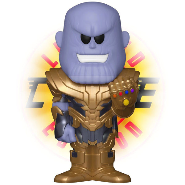 Thanos Marvel's Avengers Funko Vinyl SODA 1:6 Chance at a Chase! LE20000 [PRE-ORDER FOR JAN 2021* DELIVERY] Vinyl SODA Funko