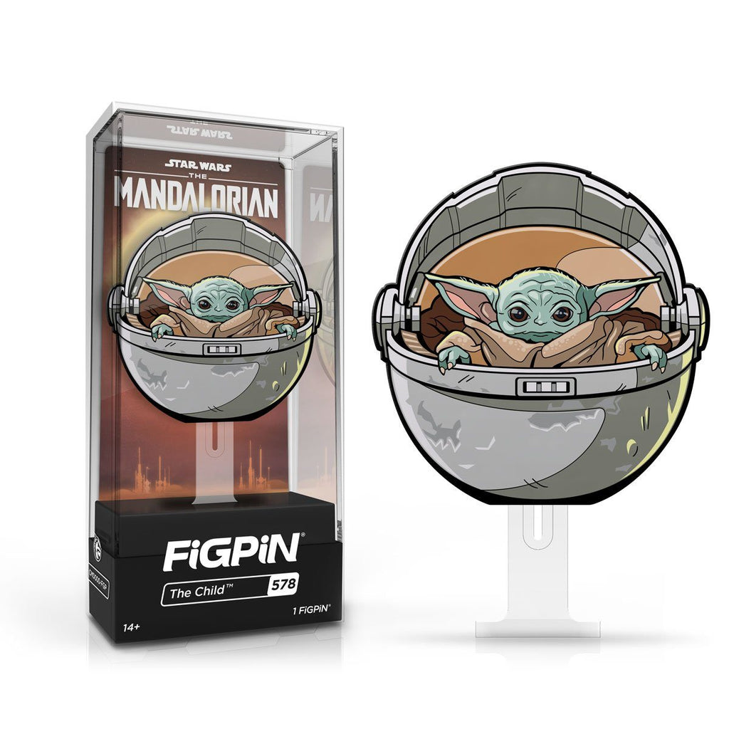 The Child #578 Star Wars: The Mandalorian FiGPiN Classic [PRE-ORDER] FiGPiN Classic FiGPiN