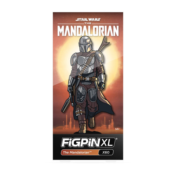 The Mandalorian #X60 Star Wars: The Mandalorian FiGPiN XL [PRE-ORDER] FiGPiN XL FiGPiN