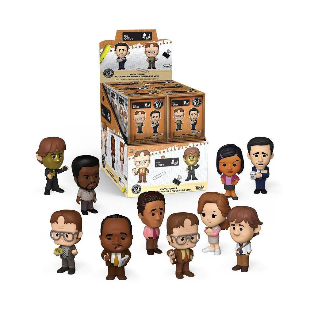 The Office Mystery Minis by Funko [PRE-ORDER] Blind Box Funko Single Mystery Mini