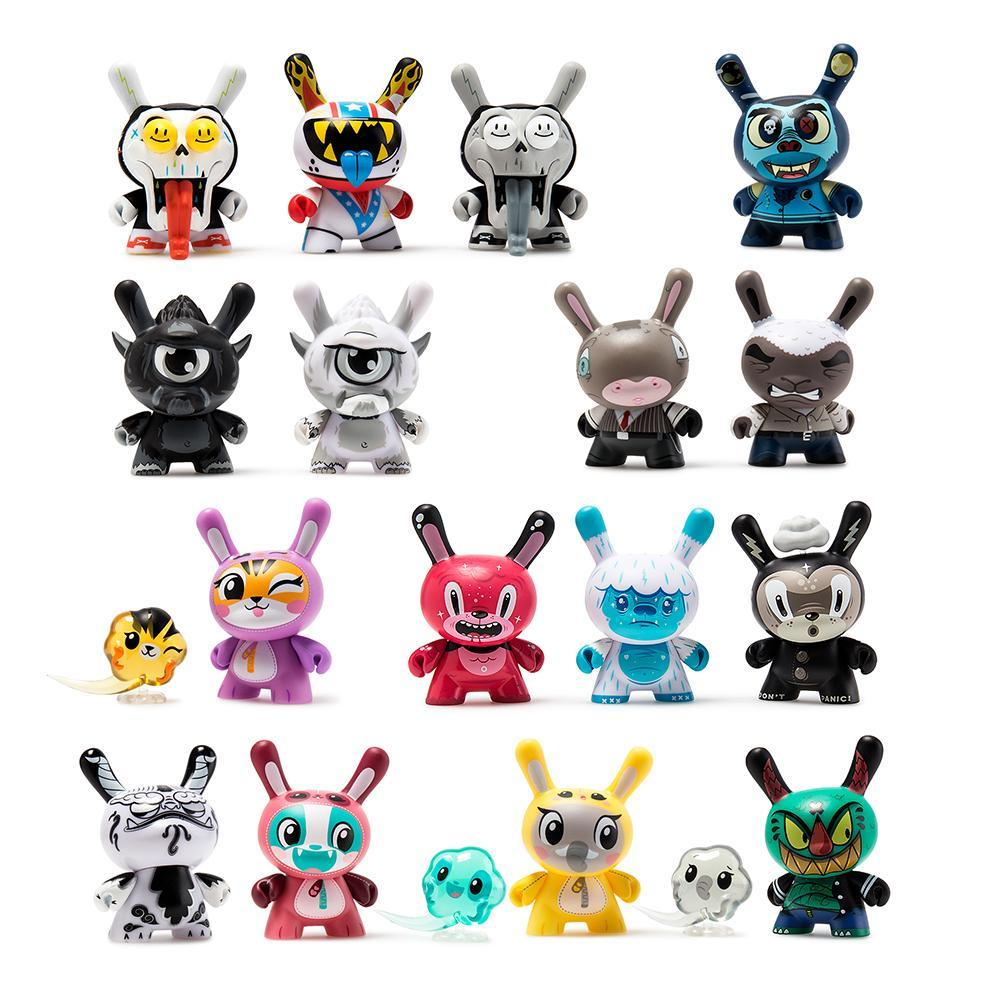 The Wild Ones Dunny Blind Box Mini Series by kidrobot Blind Box kidrobot Sealed Case of 24