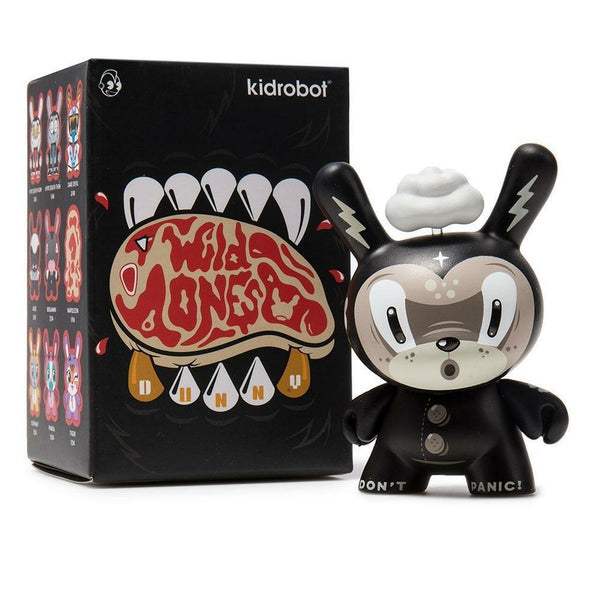 The Wild Ones Dunny Blind Box Mini Series by kidrobot Blind Box kidrobot Single Blind Box