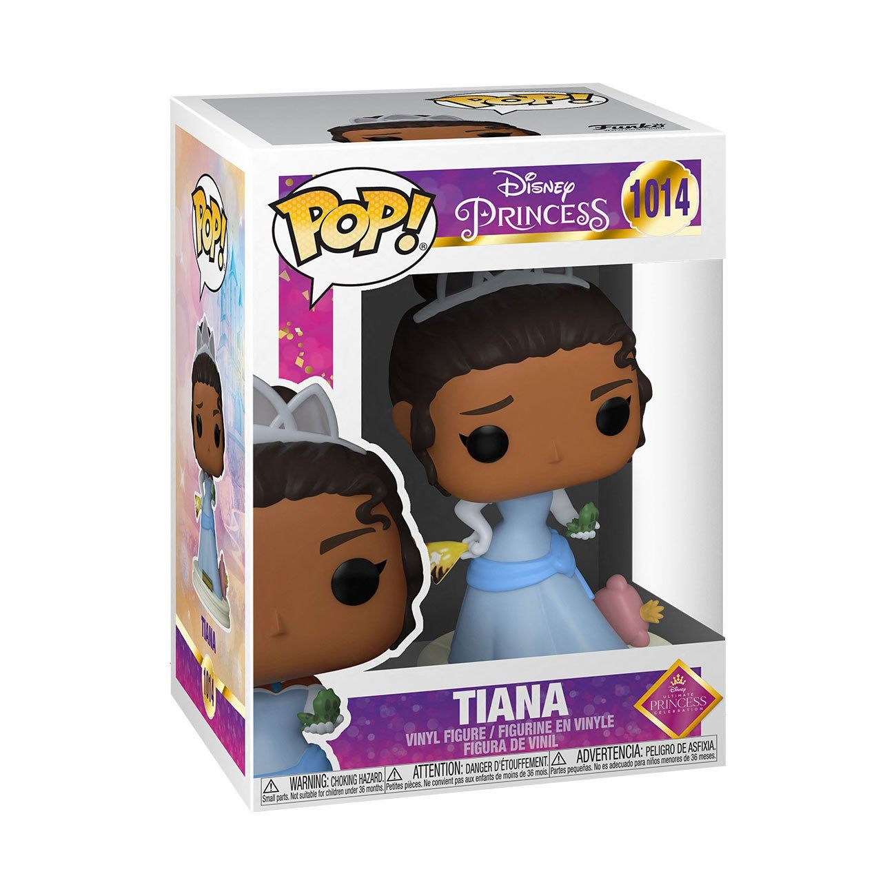 Tiana #1014 Ultimate Princess Funko POP! Disney [PRE-ORDER EXPECTED WINTER 2021*] POP! Funko