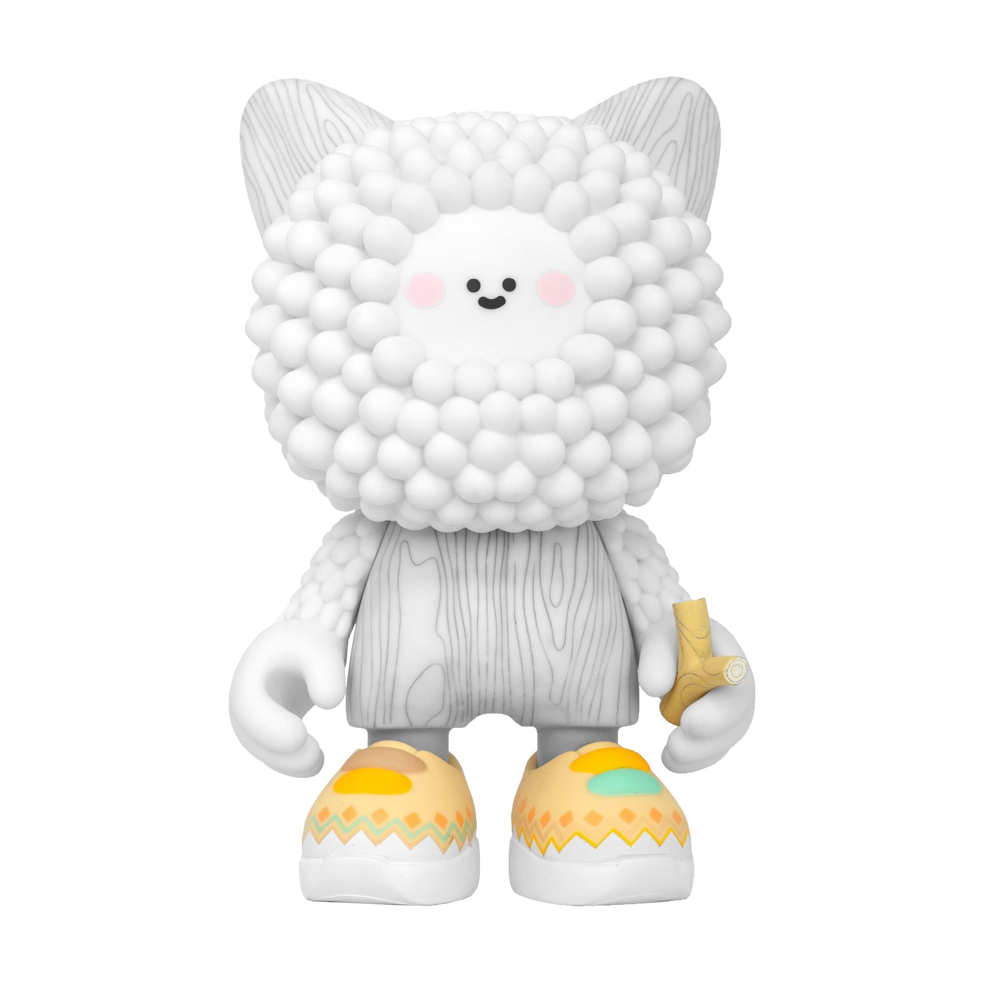 Treeson SuperJanky by Bubi Au Yeung & Superplastic 8-inch Vinyl Toy Superplastic
