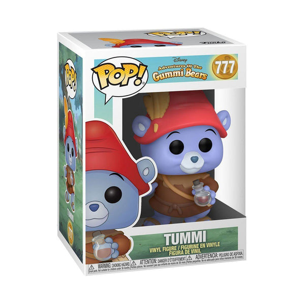 Tummi #777 Adventures of the Gummi Bears Funko POP! Disney [PRE-ORDER FOR JAN 2021* DELIVERY] POP! Funko