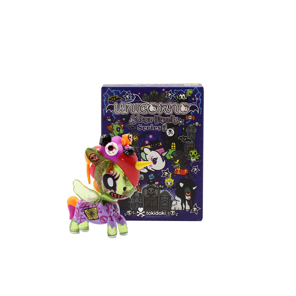 Unicorno After Dark Series 1 by tokidoki Blind Box tokidoki Display Case of 8