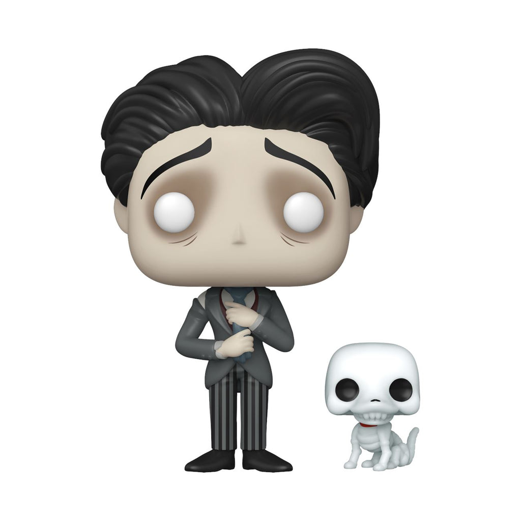 Victor with Scraps #986 Corpse Bride Funko POP! Movies Pop! Funko