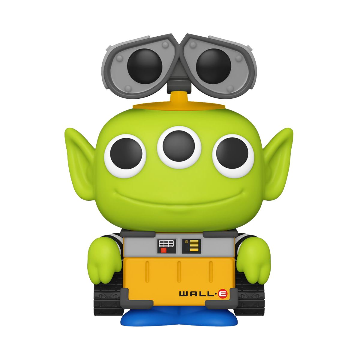 Wall-E #760 Pixar Alien Remix Funko Pop! Disney [PRE-ORDER] Pop! Funko