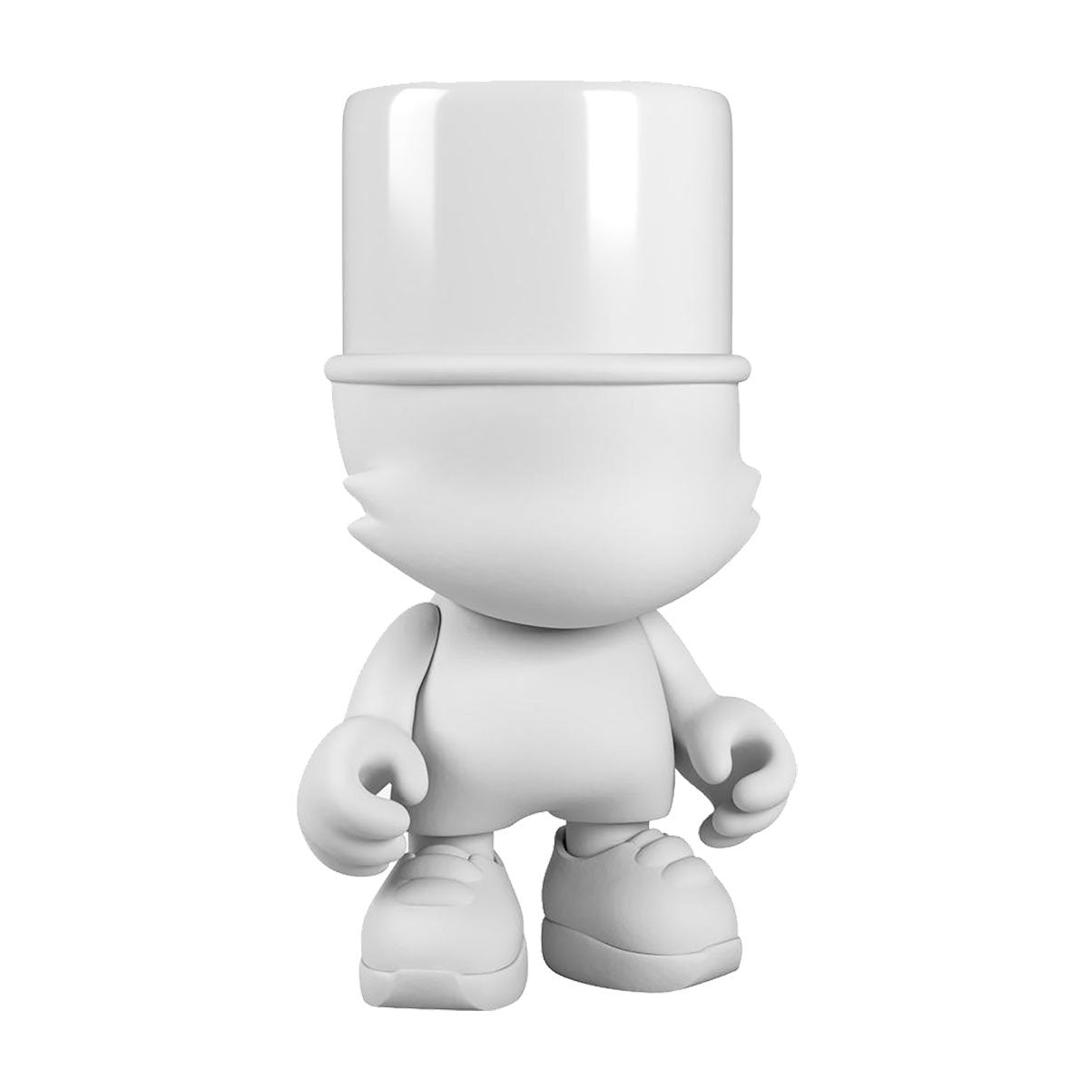 "White UberKranky 15"" Vinyl Figure by Sket One & Superplastic 15-inch Vinyl Figure Superplastic"