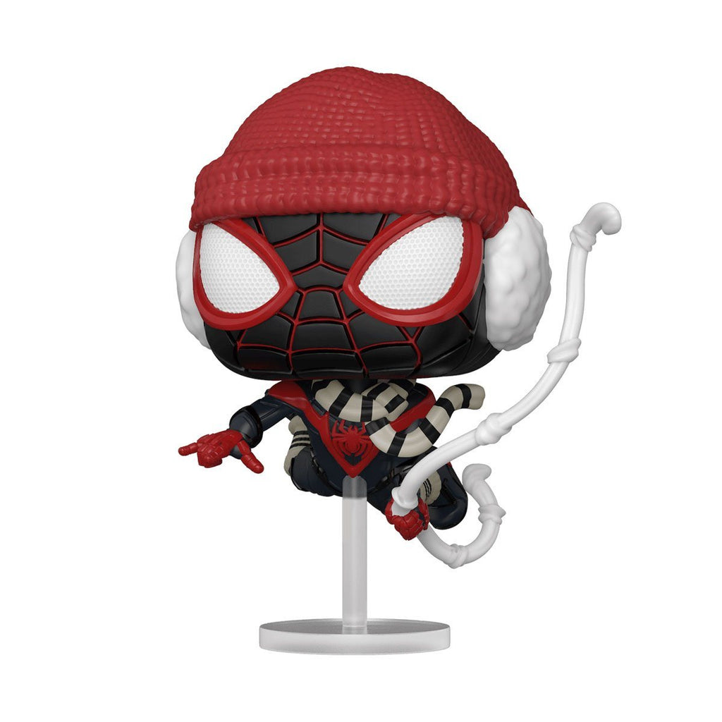 Winter Suit Miles #771 Morales Game Funko POP! Games [PRE-ORDER FOR MAR 2021* DELIVERY] POP! Funko