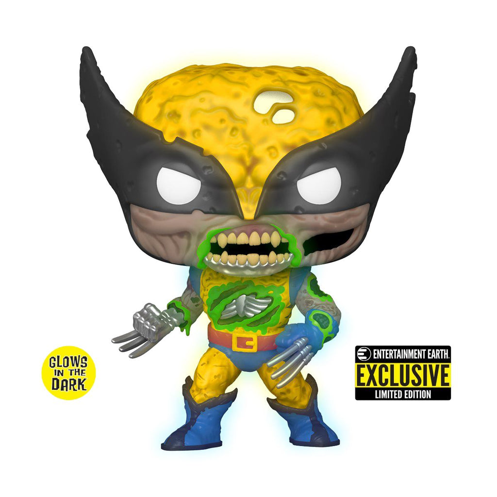Wolverine GITD Entertainment Earth Exclusive Marvel: Zombies Funko POP! [PRE-ORDER] Pop! Funko