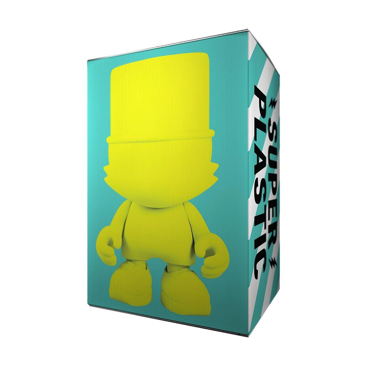 "Yellow UberKranky 15"" Vinyl Figure by Sket One & Superplastic 15-inch Vinyl Figure Superplastic"