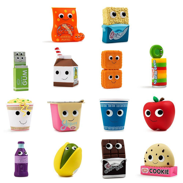Yummy World Gourmet Snacks Mini Series by kidrobot Blind Box kidrobot