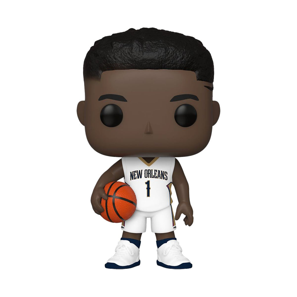 Zion Williamson #62 New Orleans Pelicans NBA Funko POP! Basktball Pop! Funko