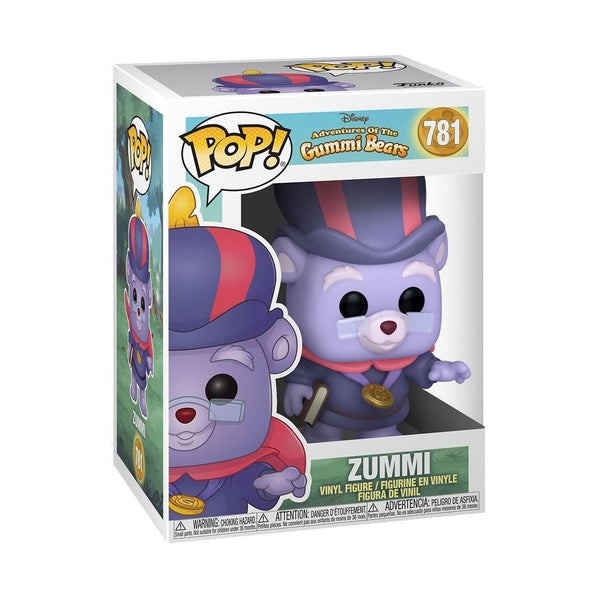 Zummi #781 Adventures of the Gummi Bears Funko POP! Disney [PRE-ORDER FOR JAN 2021* DELIVERY] POP! Funko