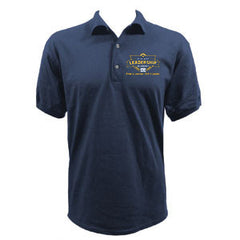 JRLA Men's Polo - Navy