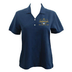 JRLA Women's Polo - Navy